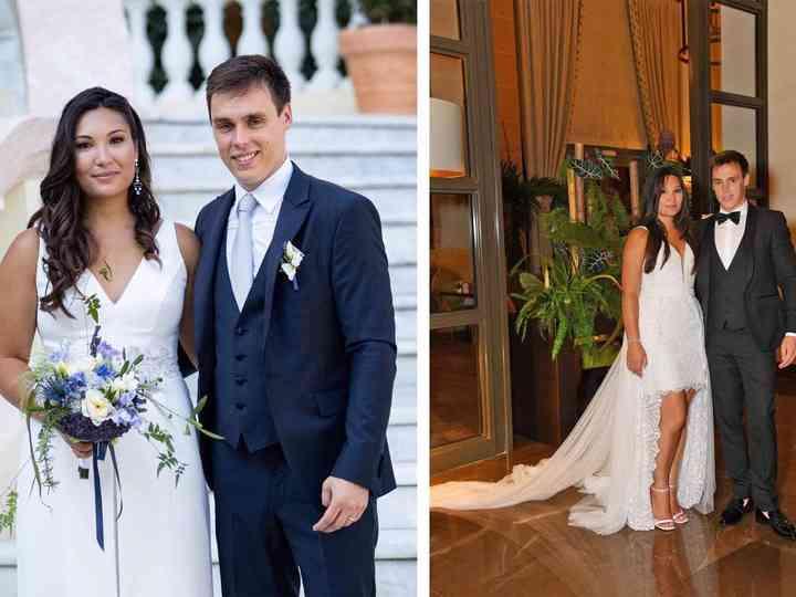 Vestito Swan E Di Da Sposa Bella Cinema Matrimonio ARj3q54L