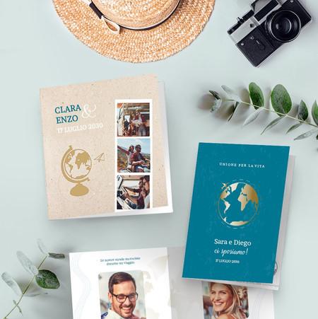Magic Foto: 5 temi di tendenza per la suite cartacea delle vostre nozze
