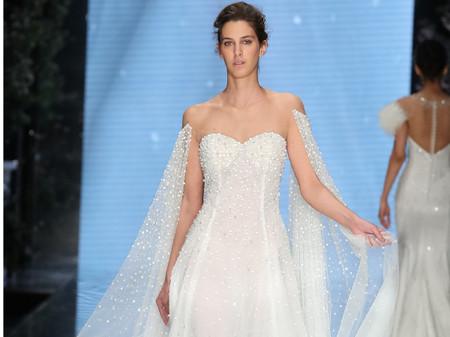 Abiti da sposa di Enzo Miccio 2020: l'eleganza non tramonta mai