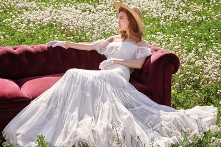 25 look da sposa per un matrimonio romantico dal gusto vintage