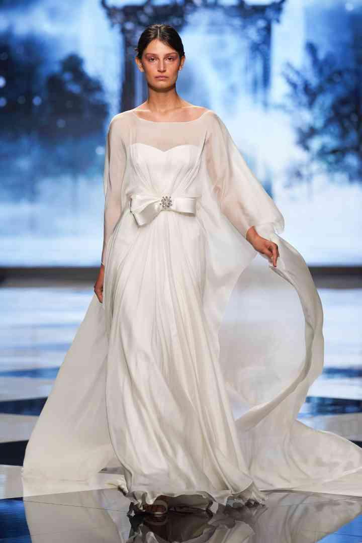 Abiti da sposa Bellantuono and Blumarine Fashion Show