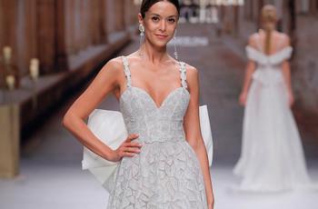 Abiti da sposa Inmaculada García 2020: innovazione e stile per il grande giorno