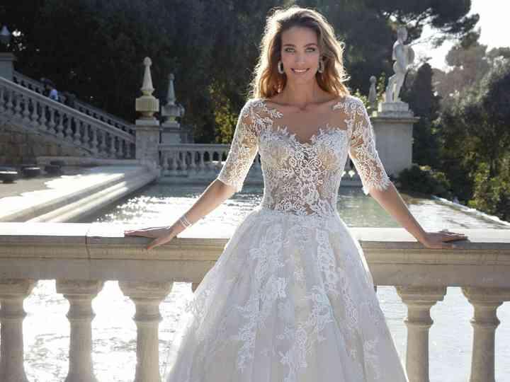 Vestiti Da Sposa Over 50.30 Abiti Da Sposa Over 40 Che Ti Faranno Innamorare