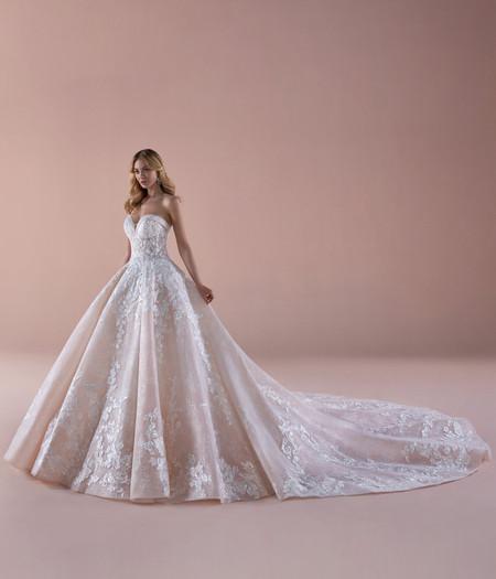 50 abiti da sposa in stile principessa: una favola moderna