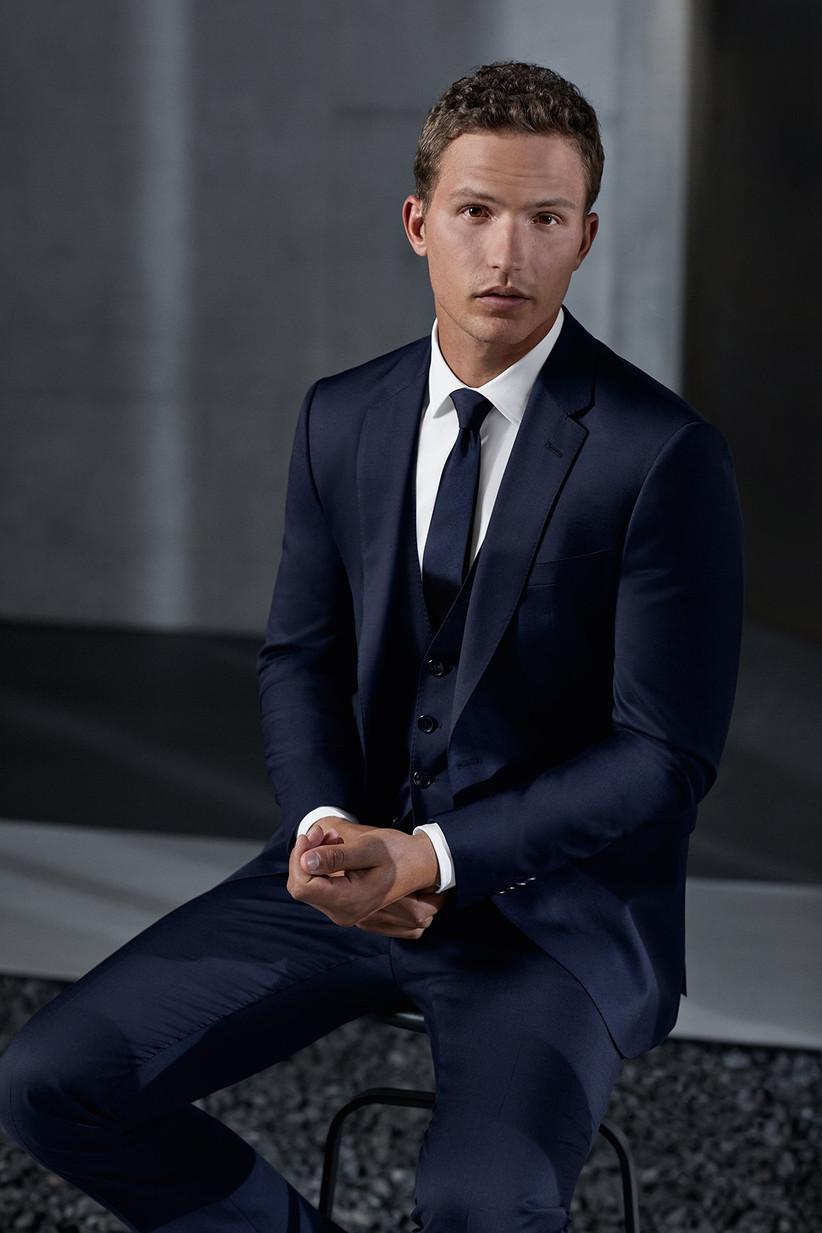 Vestiti Eleganti Hugo Boss.L Abito Da Sposo Per Stature Basse 5 Piccole Astuzie Da Adottare