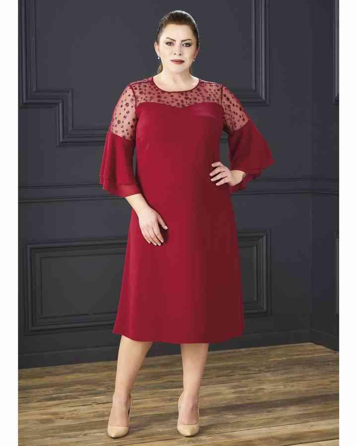 hot sale online f1f46 12337 30 abiti da cerimonia in rosso da non perdere!