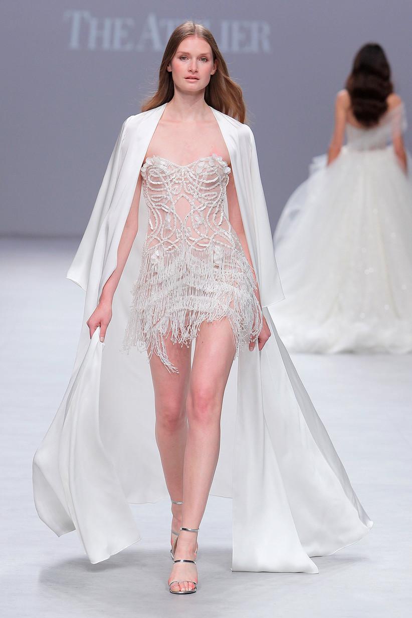 best service 1a449 21352 Abiti da sposa The Atelier 2020: una chicca esclusiva di ...