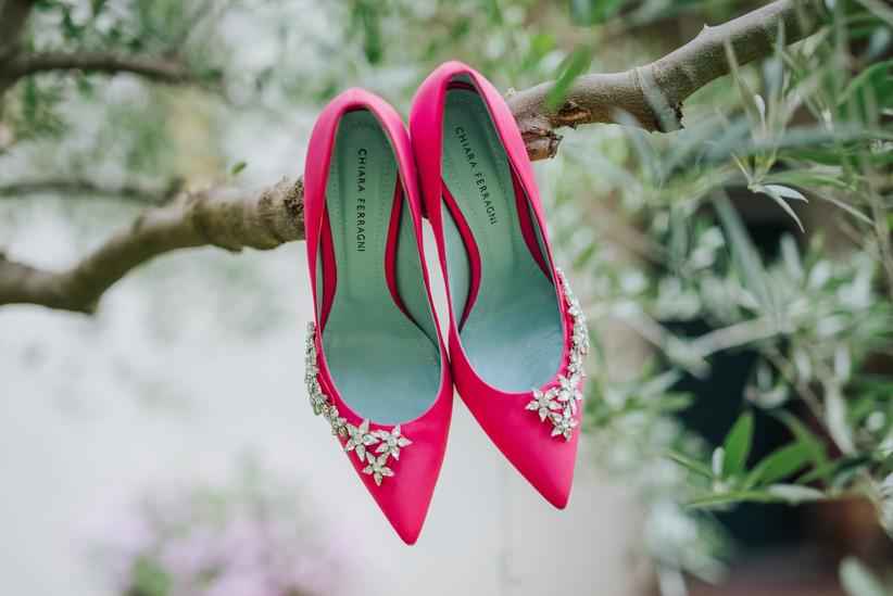Estos zapatos: ¿Para novia o invitada? 1