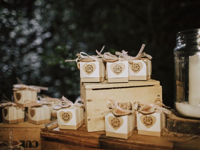 Bomboniere matrimonio online: come acquistarle?