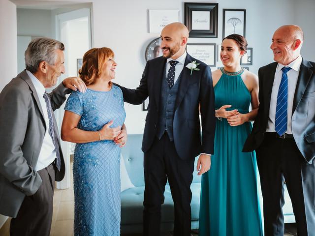 7 regali speciali per i genitori degli sposi