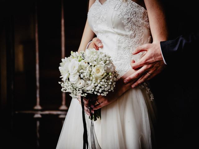 Bouquet da sposa bianco: 50 raffinate ispirazioni per te