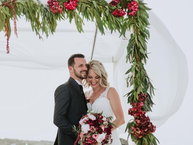 Allestimento per matrimonio in spiaggia: 35 idee un beach wedding da sogno