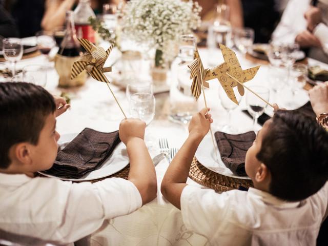 Ricevimento di nozze a misura di bambino: 5 piccoli accorgimenti da adottare