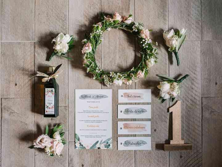 Partecipazioni Matrimonio Acquerello.11 Partecipazioni Di Nozze In Stile Acquerello