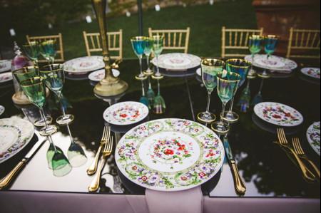 A tavola con stile: 50 mise en place per il vostro matrimonio