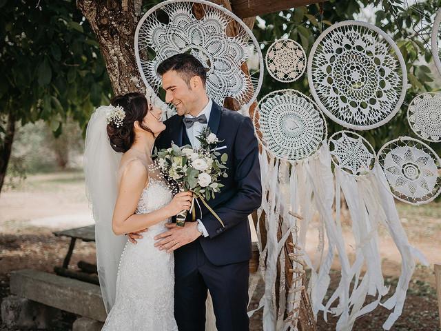 7 idee per decorare un matrimonio romantico