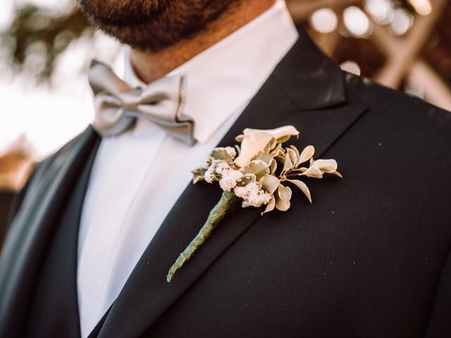 Papillon sposo: tessuti, fantasie e tendenze di un grande evergreen per il tuo total look