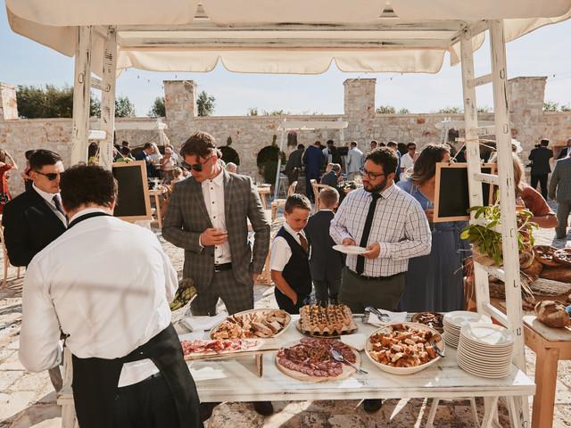 Consigli per la scelta del catering: conoscete la regola degli assaggi?