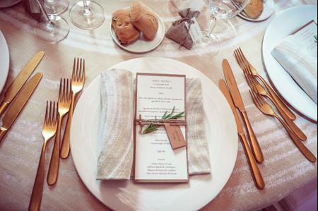 5 must have per tavolate di nozze rustiche