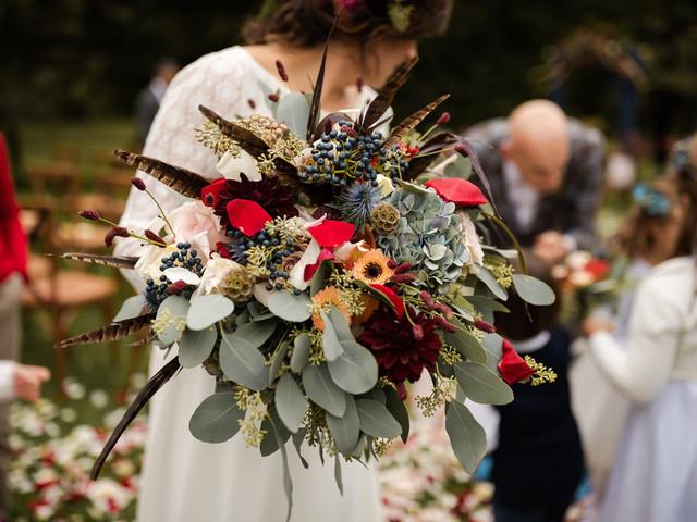 10 domande da fare al fiorista prima del matrimonio