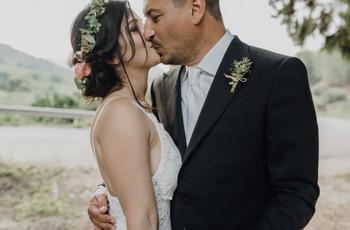 10 boutonnière ideali per un matrimonio estivo