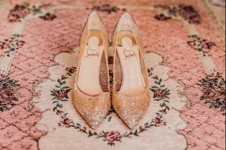 60 scarpe da sposa colorate per un tocco di classe dalle mille sfumature