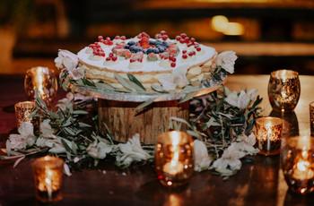 Torta nuziale alla frutta: 25 idee per chi ama il gusto della semplicità