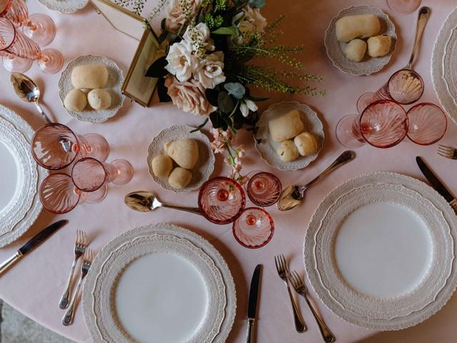 7 consigli per scegliere il menù di nozze
