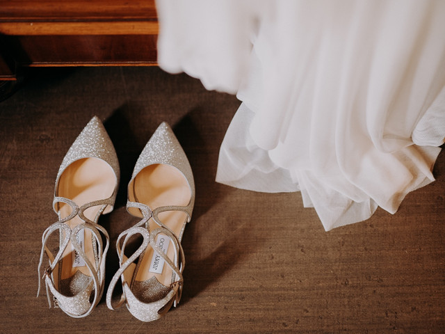 Ballerine per la sposa: 20 modelli da indossare subito