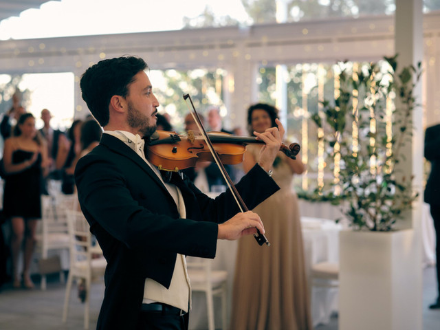 Accompagnamento musicale per matrimonio: 11 generi per le vostre nozze
