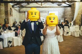 Matrimonio a tema Lego: le 10 idee che stavi cercando