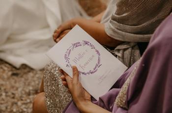 Guida utile per realizzare il libretto della cerimonia civile