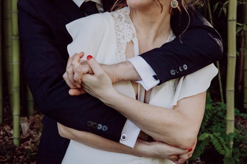 Salt'n'pepper Wedding Portrait