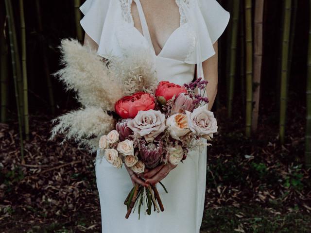 Bouquet da sposa, quali le sue origini?