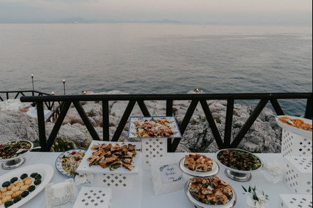 Menù matrimonio mediterraneo: una proposta culinaria dai sapori decisi
