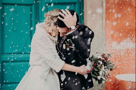 8 buone ragioni per sposarsi in inverno