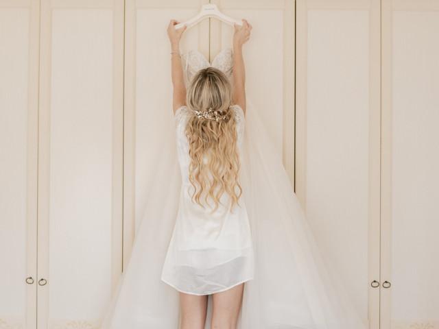 Come scegliere l'abito da sposa perfetto: la guida per non sbagliare