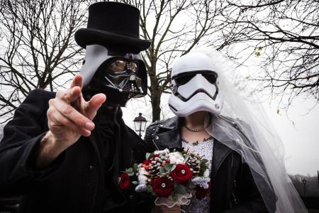 10 frasi della saga di Star Wars per le vostre partecipazioni di nozze