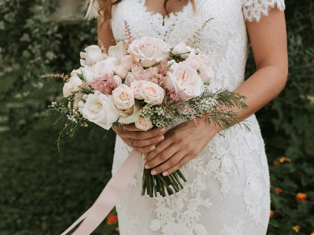 Tipi di bouquet sposa: quale sarà quello che fa per te?