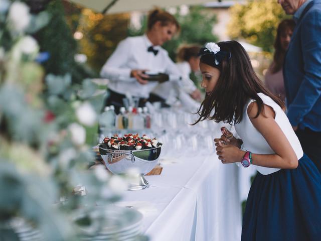 Menù di nozze per bambini: idee e consigli per fare la scelta giusta