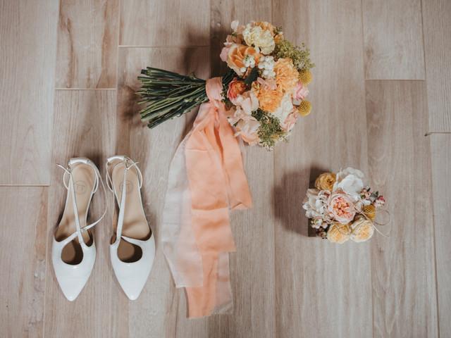Allestimenti floreali soft: 5 palette pastello per le tue nozze