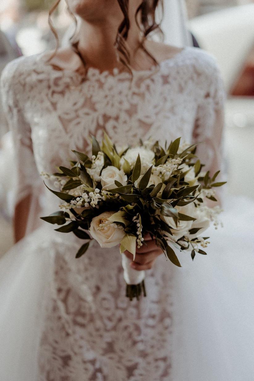 Bouquet Sposa Elegantissimo.7 Consigli Utili Per Scegliere Il Bouquet Sposa