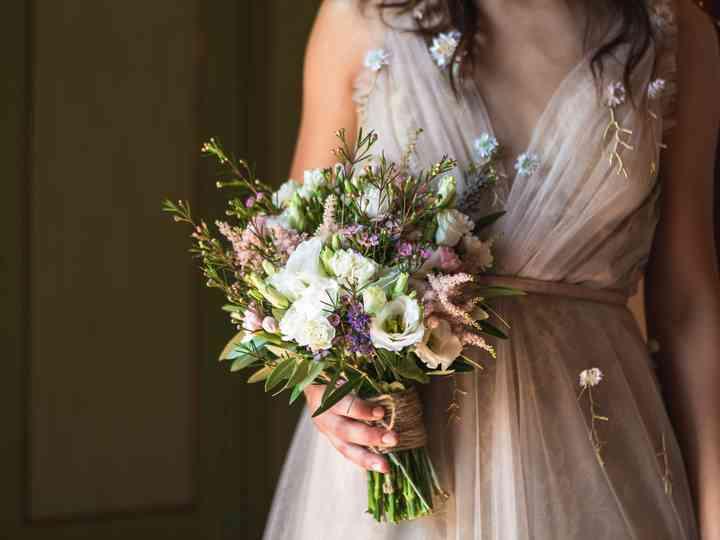 Bouquet Sposa Anni 30.30 Bouquet Da Sposa Per Nozze In Primavera