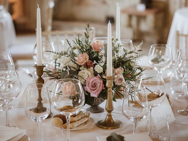 Centrotavola matrimonio con candele: 30 modi di illuminare il vostro banchetto
