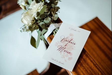 Letture per libretto messa matrimonio