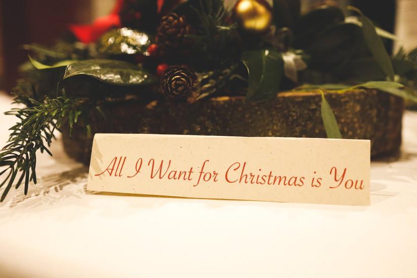 Segnaposto Natale Matrimonio.Matrimonio A Natale Ecco Le 9 Idee Che Stavi Cercando