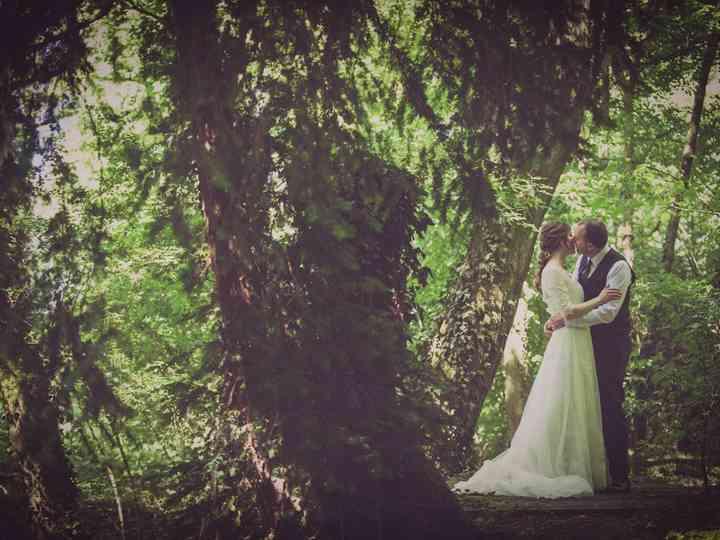 Matrimonio nel bosco: l'idea originale che stavate cercando per la vostra location