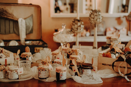6 bomboniere originali ideali per nozze autunnali