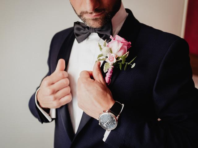 Scelta dell'abito da sposo: le 4 regole base