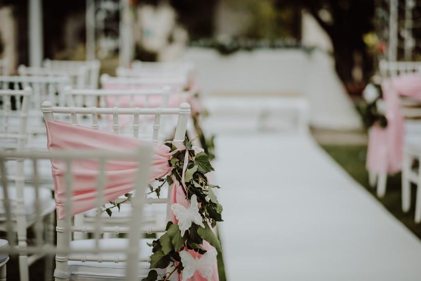 Le Sedie Piu Belle Per Il Vostro Matrimonio Scoprite Come Decorarle